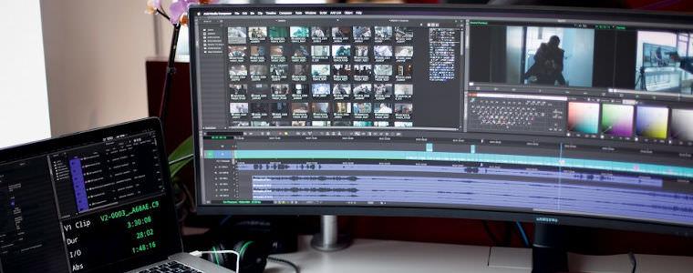Monteur audiovisuel et cinéma