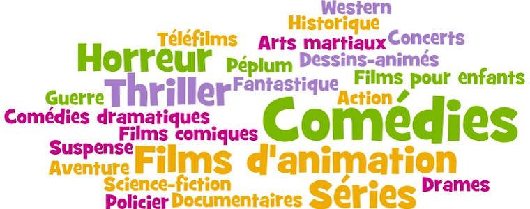 Formation distanciel genres ciné