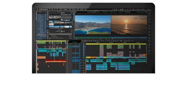 en classe virtuelle - Avid Media Composer