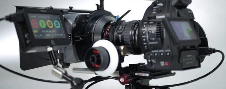 Caméra grand capteur