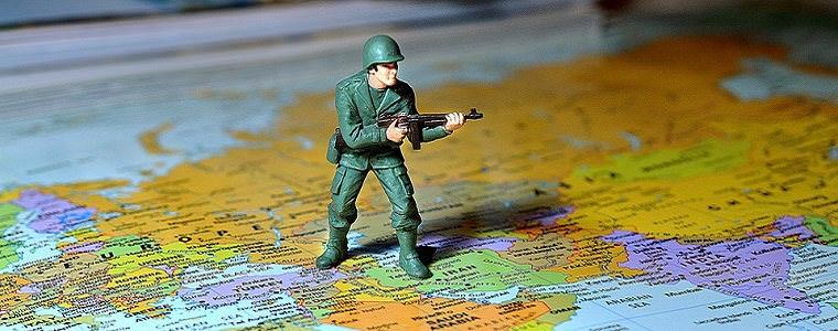 Formation journalisme géopolitique
