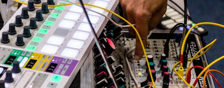 Musique électronique avec Komplete