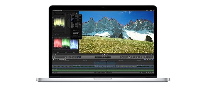 en classe virtuelle - Final Cut Pro : les fondamentaux