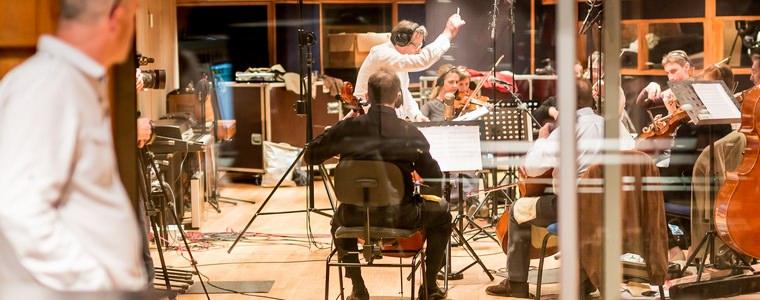 Musique de film et orchestre
