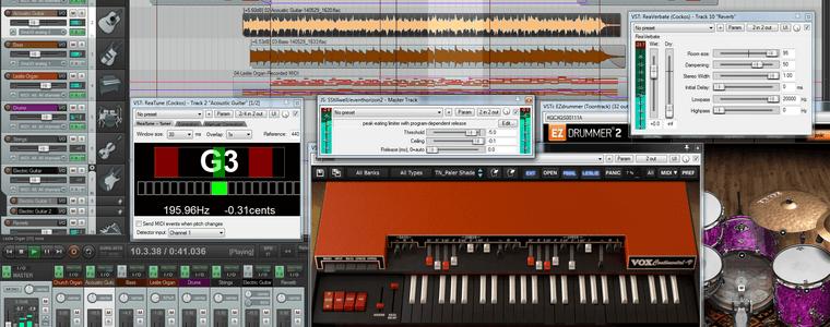 Reaper: enregistrement et réalisation audio professionnelle