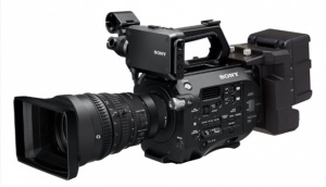 caméra Sony F-Series