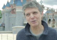 Pierre Maveyraud, Disneyland Paris